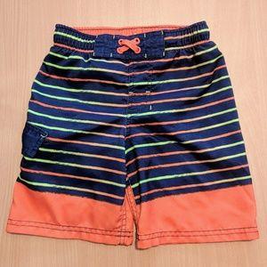 Size 4/5 swim trunks